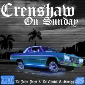 _HouseOfAura - Crenshaw On Sunday Cover Art