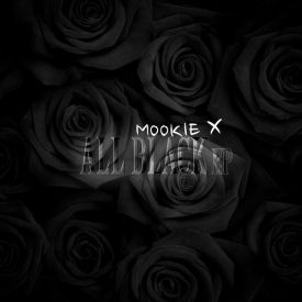 _HouseOfAura - Mookie X - All Black (EP) Cover Art