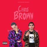 100k - Chris Brown Cover Art