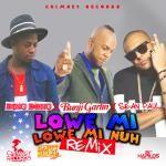21st Hapilos Digital - Lowe Mi, Lowe Mi Nuh REMIX Cover Art
