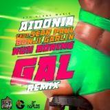 21st Hapilos Digital - Nuh Boring Gyal Remix Cover Art