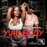 21st Hapilos Digital - Yuh Body Cover Art