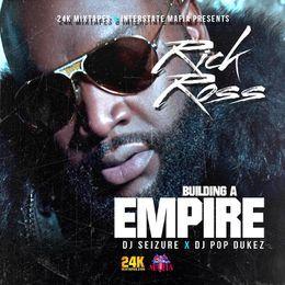 24KMixtapes - Building An Empire Cover Art