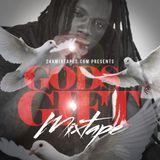 24KMixtapes - God's Gift Mixtape Cover Art