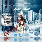 24KMixtapes - Grittin' On Ice Cover Art
