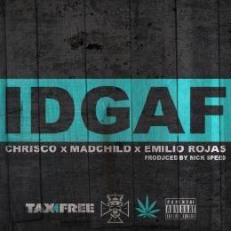 2DOPEBOYZ - IDGAF Cover Art