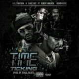2DOPEBOYZ - Time Ticking Cover Art