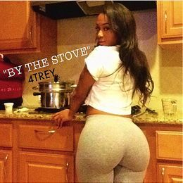4TREY_TREYEASTWOOD - BY THE STOVE Cover Art
