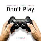 DJ Donka - Don't Play Cover Art
