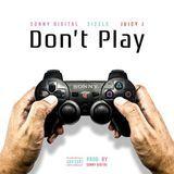 DJ Donka - Don't Play Cover Art