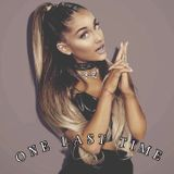 Amelia Grande - One Last Time Cover Art