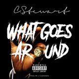 Cordaro Stewart - What Goes Around (Prod By. J. Caspersen) Cover Art