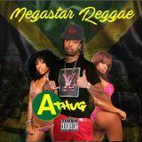 A-Thug - MEGASTAR REGGAE PT 3 Cover Art