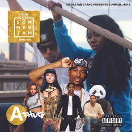 "A-Thug - MEGASTAR SUMMER JAM MIXTAPE PT 2+HOSTED BY A-THUG ""BLACKROLLINGSTONES"" Cover Art"