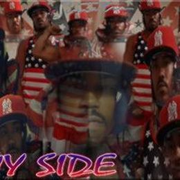 AARONKING - My Side Cover Art