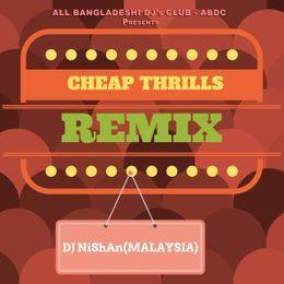 All Bangladeshi DJ's Club - ABDC - Sia - Cheap Thrills - DJ Nishan Remix | ABDC Cover Art