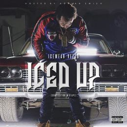 Adrian Swish - ICED UP - Street Hits Compilation Cover Art