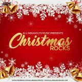 Allindiandjsmusic - AIDM PRESENTS - CHRISTMAS ROCKS 2016  Cover Art