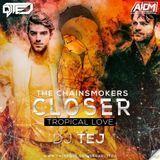 Allindiandjsmusic - Closer (Remix) DJ Tej Cover Art