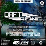 Allindiandjsmusic - DAFT TRONIC EP-23 (Pop Edition) Cover Art