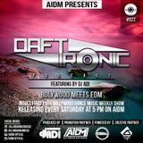 Allindiandjsmusic - DAFT TRONIC EP-22 (Trance Edition) Cover Art