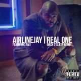 AirlineJay - Real One feat. AMJ Cover Art