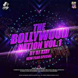 DJ AJAY OFFICIAL - THE BOLLYWODD NATION VOL.1 - DJ AJAY NEW YEAR SPECIAL Cover Art
