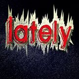 A.J.Live - LATELY Cover Art