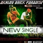 AKHLOU BRICK PARADISE - Dof ci Love prod by bril Cover Art
