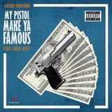 akonswils - My Pistol Make Ya Famous Cover Art
