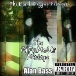 дⱢдӣ Ḿîçǩëℓ ξℜ฿ - The iNFaMoUs Mixtape Cover Art