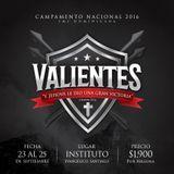 Alex DR Finest - Valientes (Campamento Nacional 2016) by @SmjDominicana Cover Art