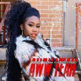 Alexis Ayaana - Aww Yeah Cover Art