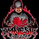 Amnesia (301 King) - PTSD (Warrior Built Emcee Contest) Cover Art