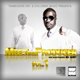 AMRHANKYBEAT - Meet The Producer Cover Art