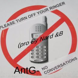Ant G FullTime Grinder - AntG-No Conversation (Pro By Nard &B) Cover Art