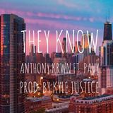 anthonykrwn - They Know Cover Art