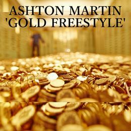 Ashton Martin - Gold(Freevese) Cover Art