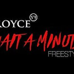 Audacity - Wait A Minute (Freestyle) (Feat. 50 Cent) Cover Art
