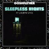 Audiomack Electronic - Sleepless Nights ft. Lauryn Vyce Cover Art