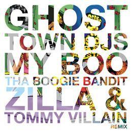 Audiomack Electronic - My Boo (Tha Boogie Bandit, ZILLA & Tommy Villain Remix) Cover Art
