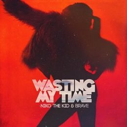 Audiomack Electronic - Wasting My Time  Cover Art