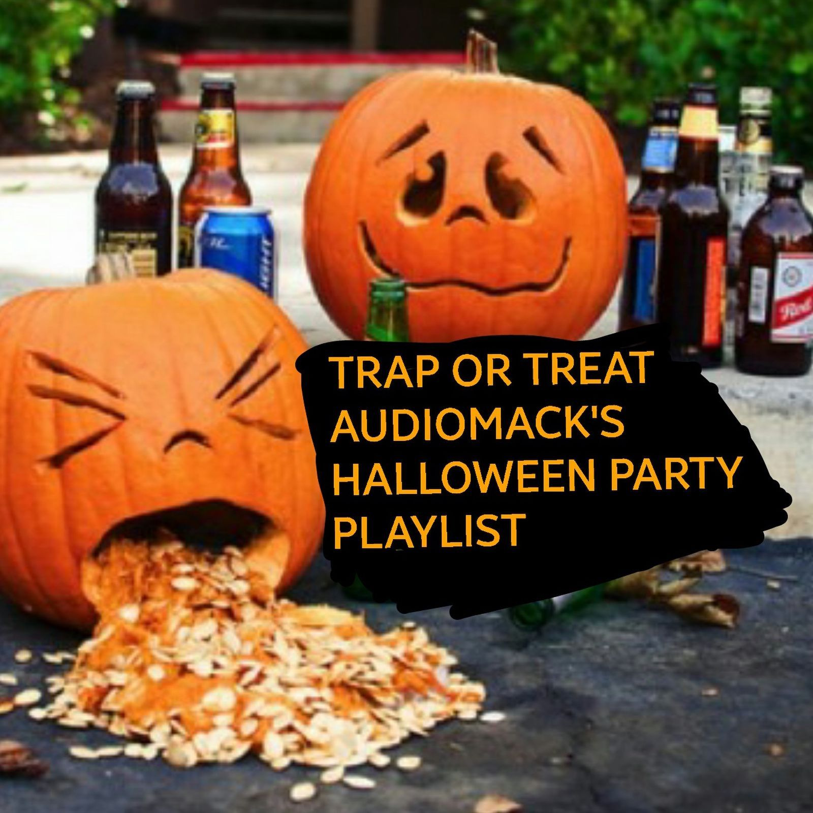 Trap Or Treat! Audiomack's Halloween Party Playlist