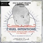 AWKWORD - Cruel Intentions Cover Art