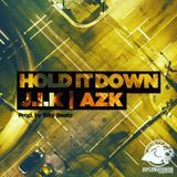cre8soUndz - Hold It Down Cover Art