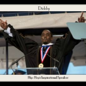 Notoriety Being A Nobody - Diddy Hip - Hop's Inspirational Speaker Cover Art