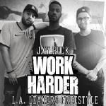 Backpacks & Traps - Work Harder (L.A. Leakers Freestyle) Cover Art