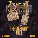 ballout fan - High Bridge The Label: Takeover Vol 1 Cover Art