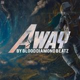 """Bdbeatz - Skrillex Type Beat 2017 - """"Away"""" Cover Art"""