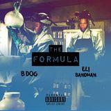 BDog1040 - B Dog x Eli Bandman - Check Cover Art